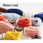 fil tapissier canevas DMC retors mat
