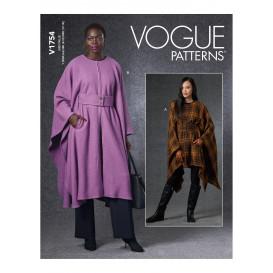 patron cape Vogue V1754