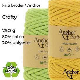 fil à broder Anchor Crafty 250gr