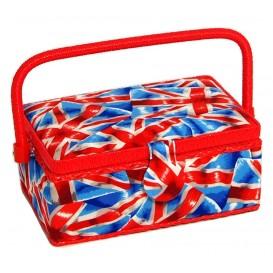 boîte à couture rectangulaire anglais